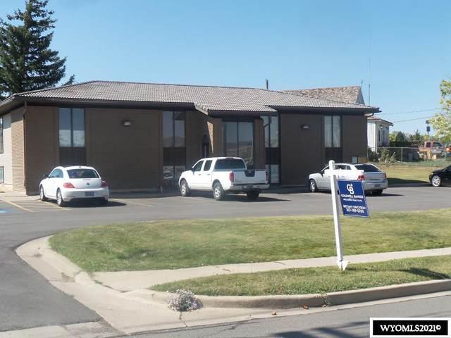 20 Yellow Creek Road, Evanston, WY 82930 (MLS #20215603) :: Lisa Burridge & Associates Real Estate
