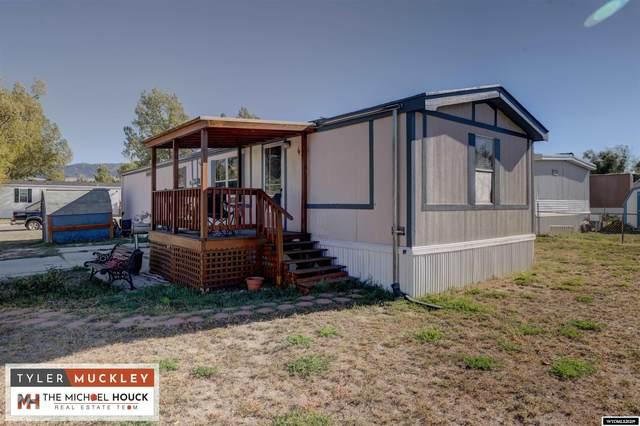 44 Yucca Place, Casper, WY 82604 (MLS #20215605) :: Broker One Real Estate