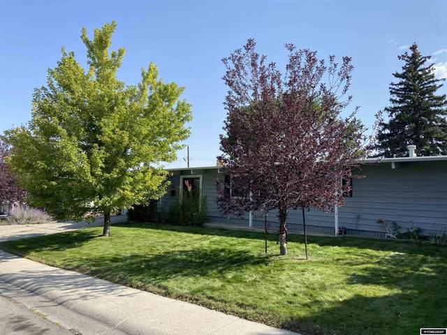 1101 Ivy Lane, Casper, WY 82609 (MLS #20215606) :: Broker One Real Estate