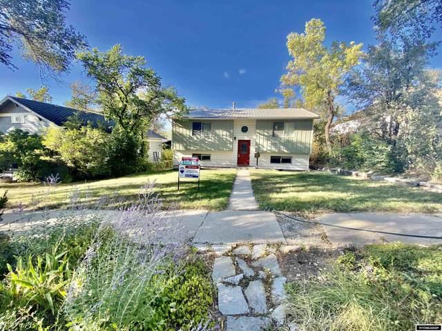 612 E 12th Street, Casper, WY 82601 (MLS #20215608) :: Broker One Real Estate