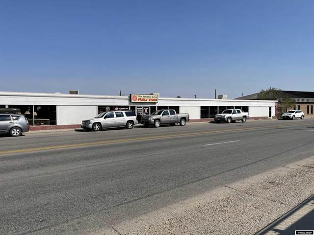 1230 E Yellowstone Highway, Casper, WY 82601 (MLS #20215610) :: RE/MAX The Group