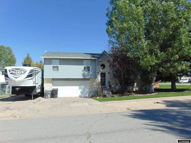 424 Lucas Avenue, Evanston, WY 82930 (MLS #20215612) :: Broker One Real Estate