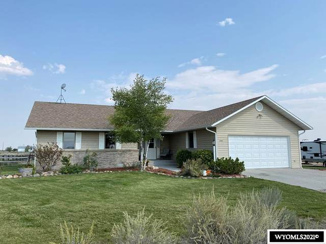 3435 Carson Drive, Riverton, WY 82501 (MLS #20215623) :: RE/MAX The Group