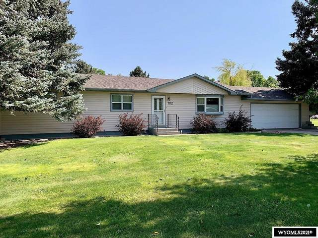 702 Circle Drive, Wheatland, WY 82201 (MLS #20215627) :: Lisa Burridge & Associates Real Estate