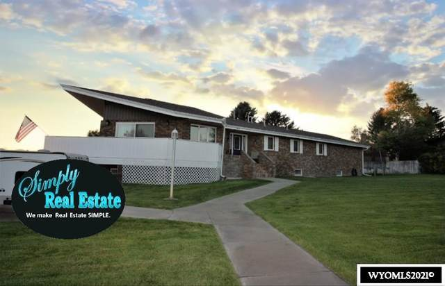 900 Freimuth Avenue, Lingle, WY 82223 (MLS #20215630) :: Real Estate Leaders