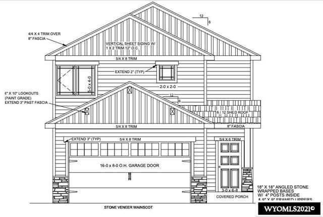 5856 Overlook Way, Mills, WY 82644 (MLS #20215659) :: Broker One Real Estate