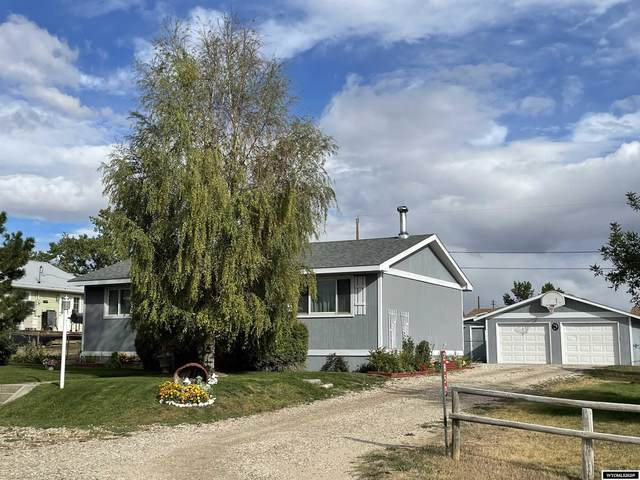 2850 2ND Avenue West, Buffalo, WY 82834 (MLS #20215665) :: RE/MAX Horizon Realty