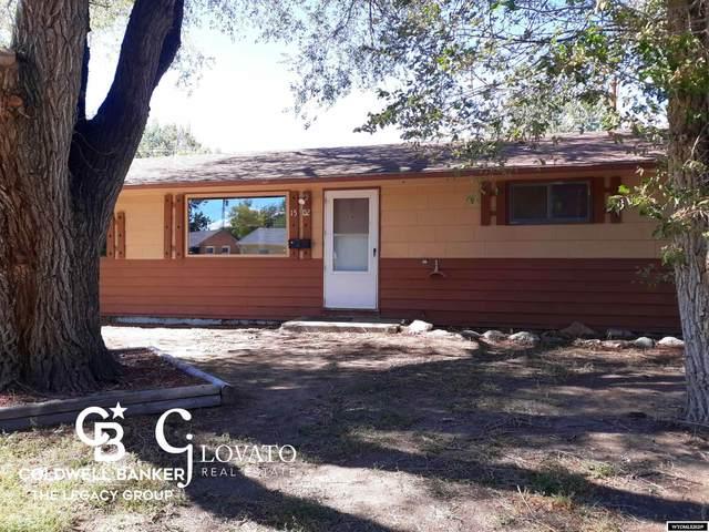 1502 Brigham Young, Casper, WY 82604 (MLS #20215674) :: Lisa Burridge & Associates Real Estate