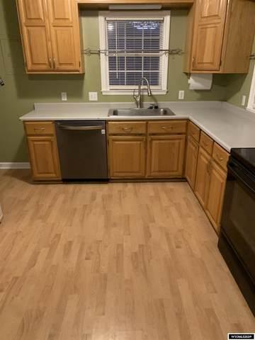 623 E 13th Street, Casper, WY 82601 (MLS #20215678) :: Lisa Burridge & Associates Real Estate