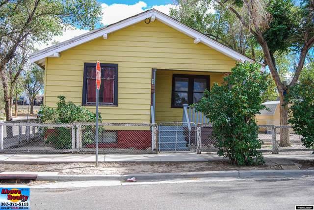 932 6th Street, Rock Springs, WY 82901 (MLS #20215685) :: RE/MAX Horizon Realty