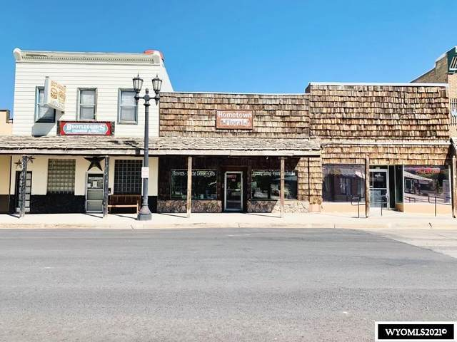 819 S Main, Kemmerer, WY 83101 (MLS #20215687) :: RE/MAX The Group