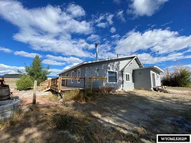 495 Paradise Valley Road, Riverton, WY 82501 (MLS #20215689) :: Lisa Burridge & Associates Real Estate