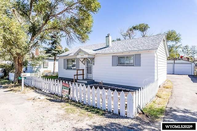 545 Highland, Green River, WY 82935 (MLS #20215691) :: Lisa Burridge & Associates Real Estate