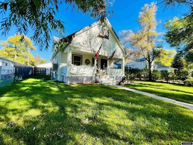 527 S 6th, Douglas, WY 82633 (MLS #20215692) :: Lisa Burridge & Associates Real Estate