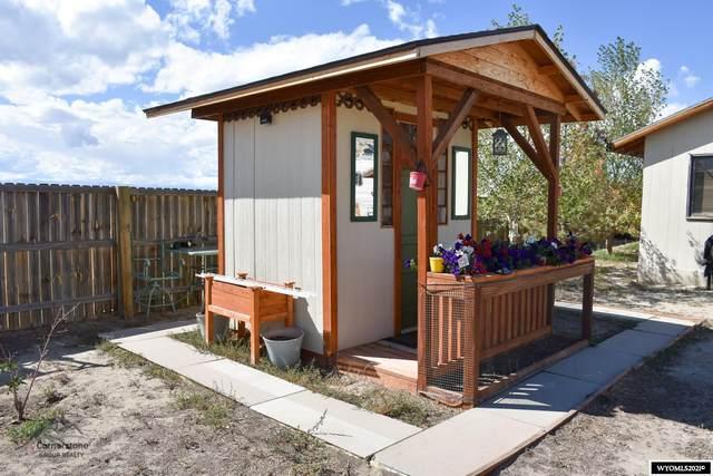 74 Last Chance Road, Riverton, WY 82501 (MLS #20215693) :: Lisa Burridge & Associates Real Estate