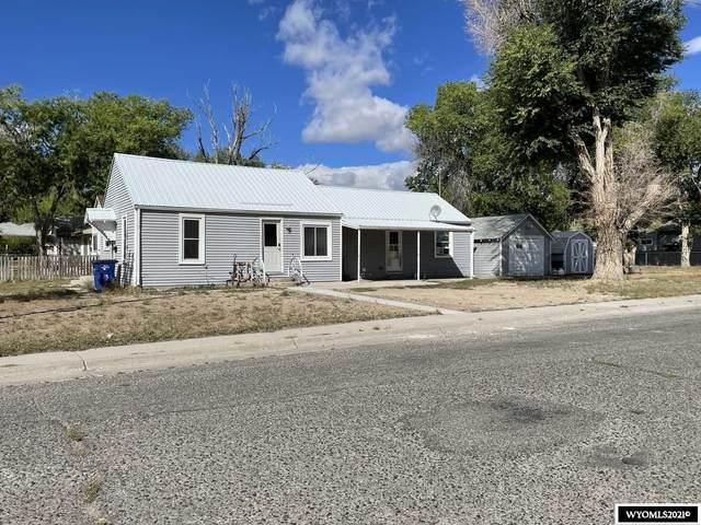 204 W Jefferson Avenue, Riverton, WY 82501 (MLS #20215694) :: RE/MAX Horizon Realty