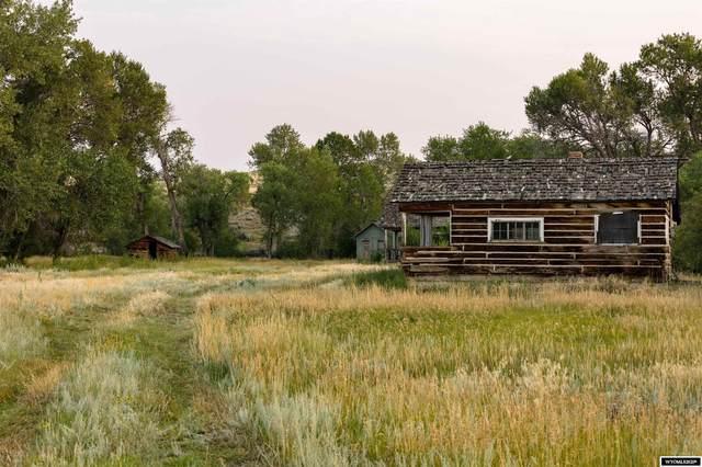 88 Muddy Creek Road, Buffalo, WY 82834 (MLS #20215696) :: RE/MAX Horizon Realty