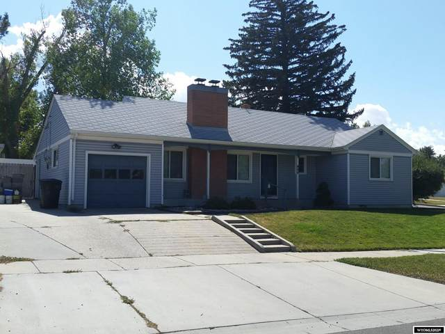 409 E 13th Street, Casper, WY 82601 (MLS #20215708) :: RE/MAX Horizon Realty
