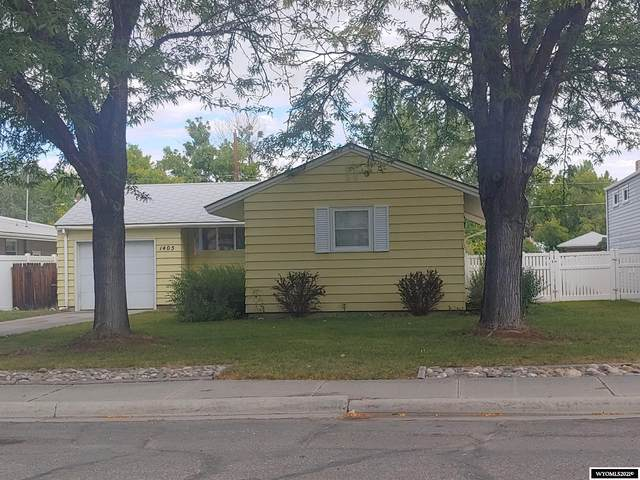1405 Pulliam Avenue, Worland, WY 82401 (MLS #20215712) :: RE/MAX The Group