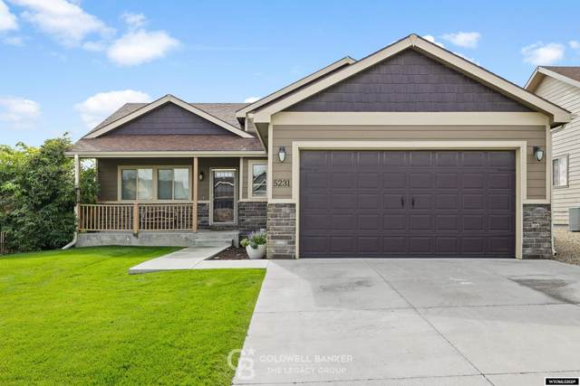 5231 Waterford, Casper, WY 82609 (MLS #20215719) :: RE/MAX The Group