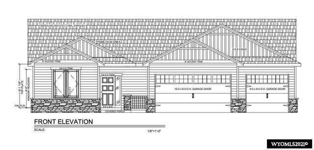 2862 Heathrow Avenue, Casper, WY 82609 (MLS #20215724) :: Lisa Burridge & Associates Real Estate