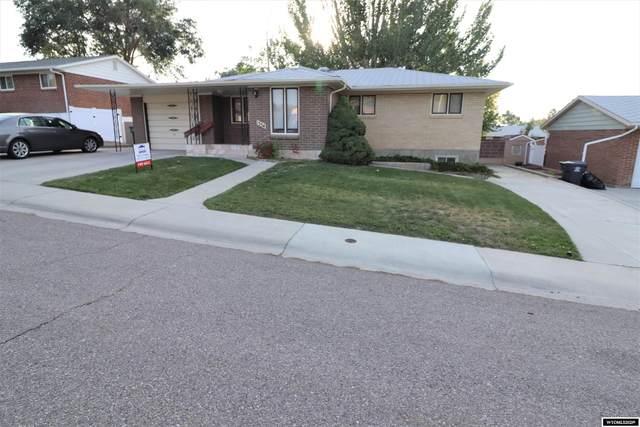 1334 Carbon Street, Rock Springs, WY 82901 (MLS #20215728) :: RE/MAX Horizon Realty