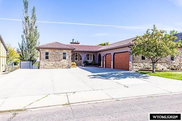 660 Ironwood Street, Green River, WY 82935 (MLS #20215732) :: Real Estate Leaders