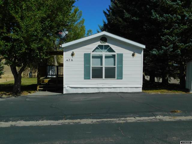 1300 New Hampshire #47A Street, Rock Springs, WY 82901 (MLS #20215739) :: RE/MAX Horizon Realty