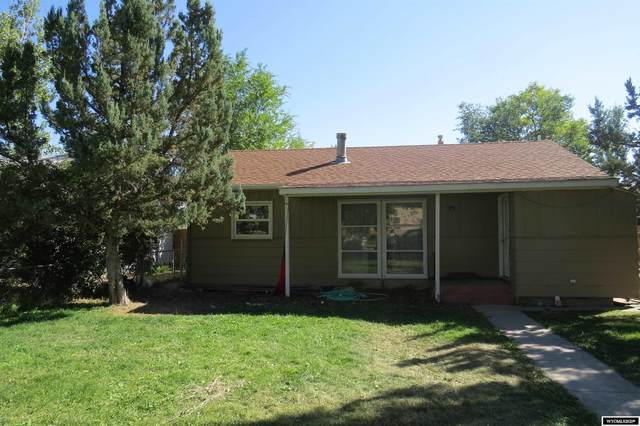 517 N First Street, Riverton, WY 82501 (MLS #20215742) :: RE/MAX The Group