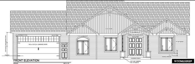2943 Heathrow Avenue, Casper, WY 82609 (MLS #20215743) :: Lisa Burridge & Associates Real Estate