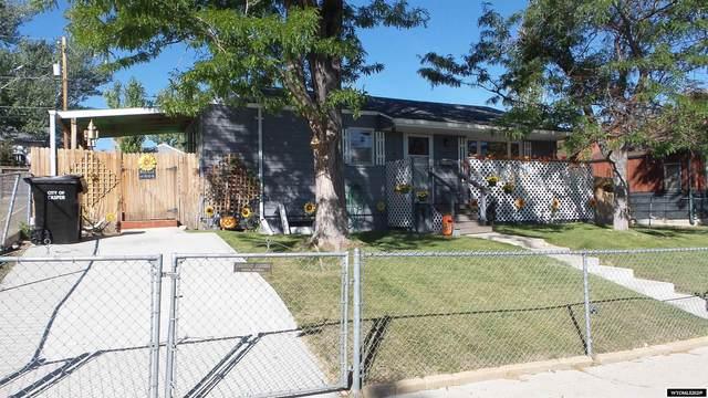 2108 S Jefferson Street, Casper, WY 82601 (MLS #20215746) :: Real Estate Leaders