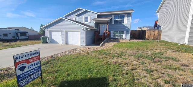 612 Olds Drive, Douglas, WY 82633 (MLS #20215752) :: RE/MAX The Group