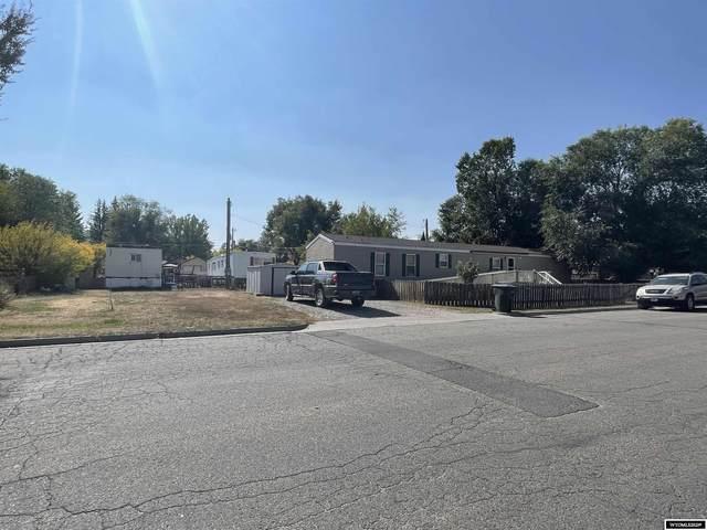 859 Amoretti Street, Lander, WY 82520 (MLS #20215755) :: Real Estate Leaders
