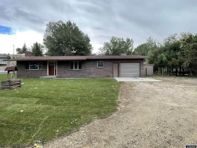 68 Upper Clear Creek Road, Buffalo, WY 82834 (MLS #20215757) :: Real Estate Leaders