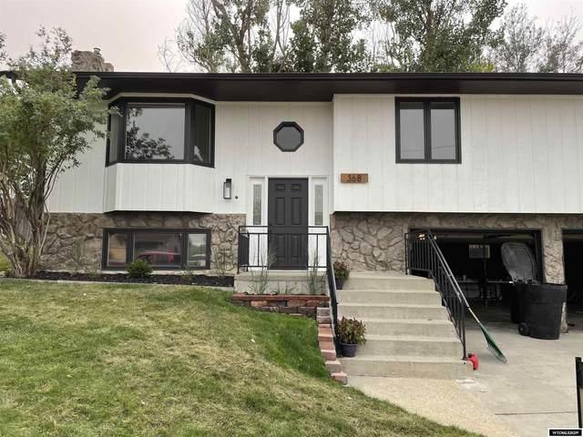 368 Zinnia, Casper, WY 82604 (MLS #20215758) :: Real Estate Leaders
