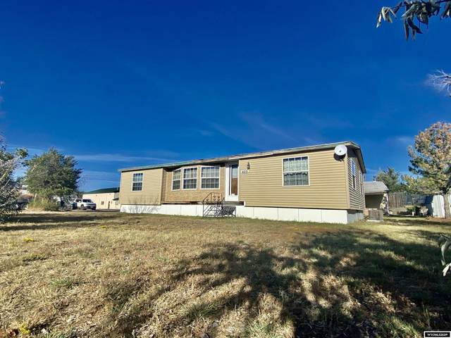 455 N Brooks, Mills, WY 82644 (MLS #20215759) :: Broker One Real Estate
