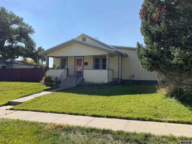 624 12th Street, Rawlins, WY 82301 (MLS #20215765) :: Real Estate Leaders