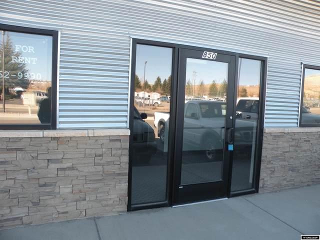 840 Powerhouse, Rock Springs, WY 82901 (MLS #20215766) :: Real Estate Leaders
