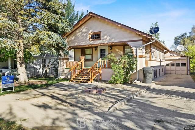 734 E 3rd, Casper, WY 82601 (MLS #20215769) :: Real Estate Leaders