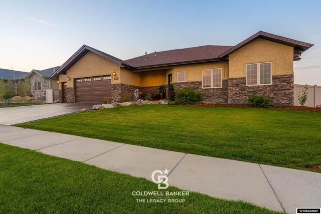 4430 Gramin Drive, Casper, WY 82609 (MLS #20215773) :: Real Estate Leaders