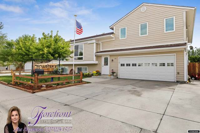 1991 Lilac, Casper, WY 82604 (MLS #20215783) :: RE/MAX The Group