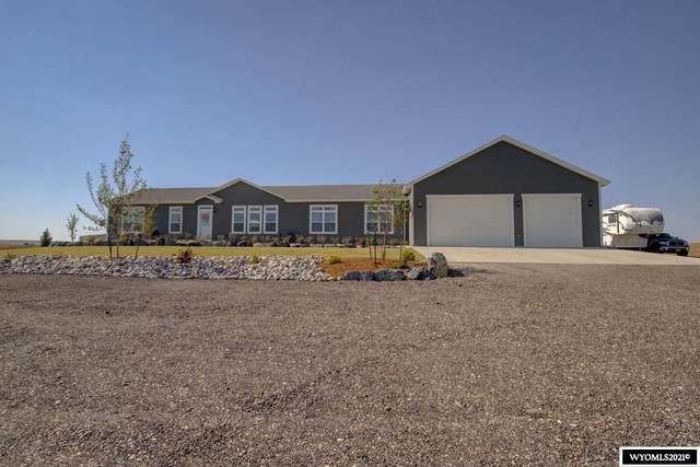 3556 Cattle Trail Drive, Casper, WY 82604 (MLS #20215784) :: RE/MAX The Group