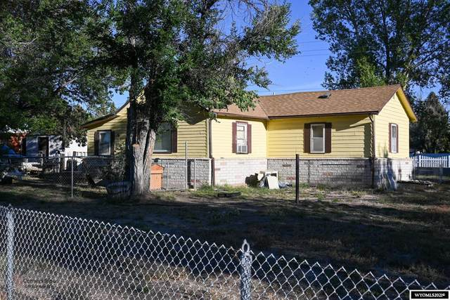 2018 W Main Street, Riverton, WY 82501 (MLS #20215785) :: RE/MAX The Group