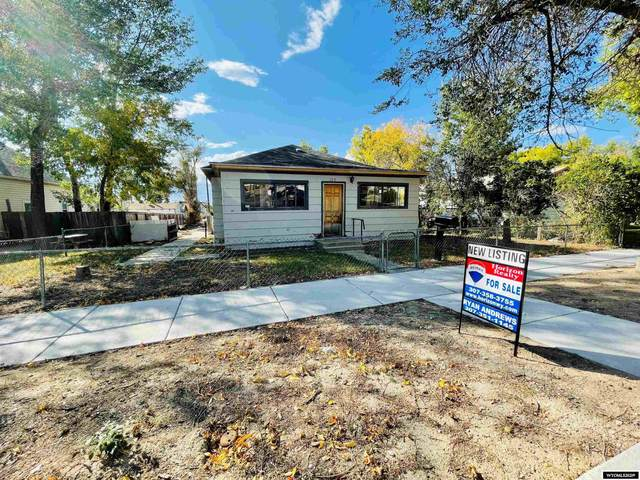 128 N 5th, Douglas, WY 82633 (MLS #20215787) :: RE/MAX The Group