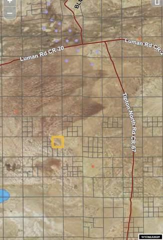 Benton 160 Red Desert, Wamsutter, WY 82336 (MLS #20215791) :: RE/MAX Horizon Realty