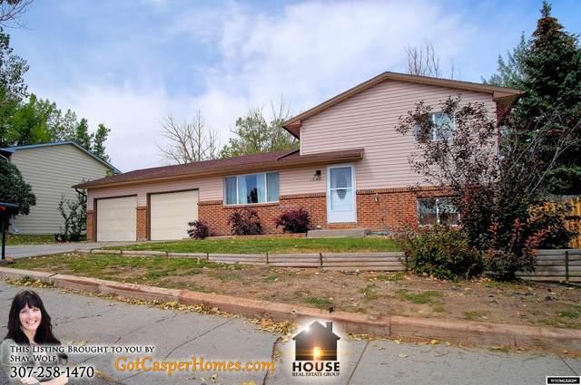 1822 Breck Street, Casper, WY 82604 (MLS #20215801) :: RE/MAX The Group