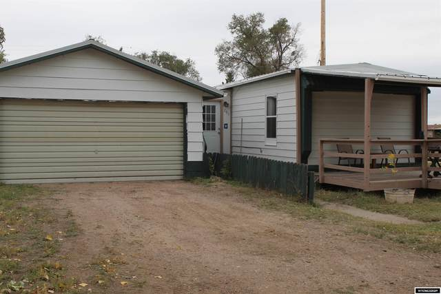 201 E Fort Street, Fort Laramie, WY 82212 (MLS #20215806) :: RE/MAX Horizon Realty