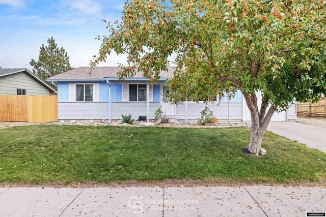 3129 Herrington Drive, Casper, WY 82604 (MLS #20215839) :: Real Estate Leaders
