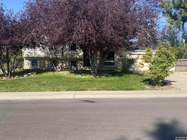 800 Eisenhower Drive, Rock Springs, WY 82901 (MLS #20215845) :: RE/MAX Horizon Realty
