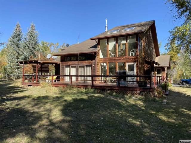 43 Deer Valley Drive, Lander, WY 82520 (MLS #20215849) :: RE/MAX Horizon Realty